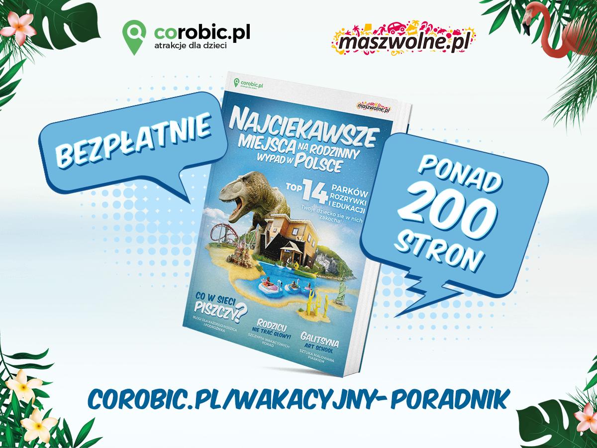 Wakacyjny poradnik- najciekawsze parki rozrywki w Polsce