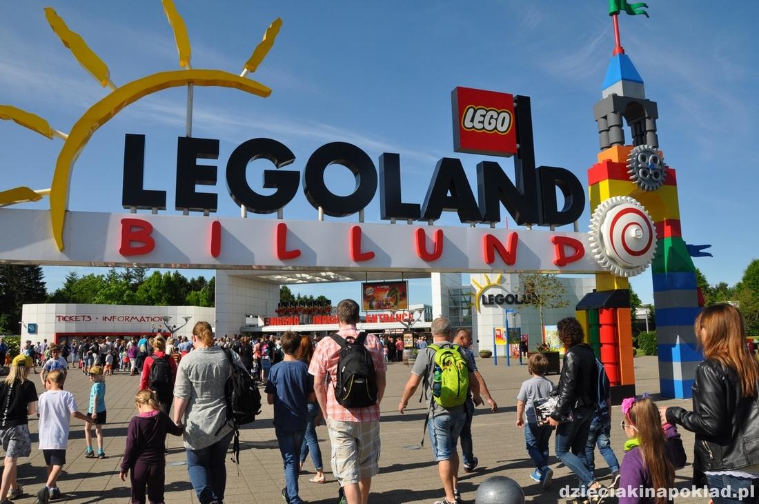 Majówka w Legolandzie