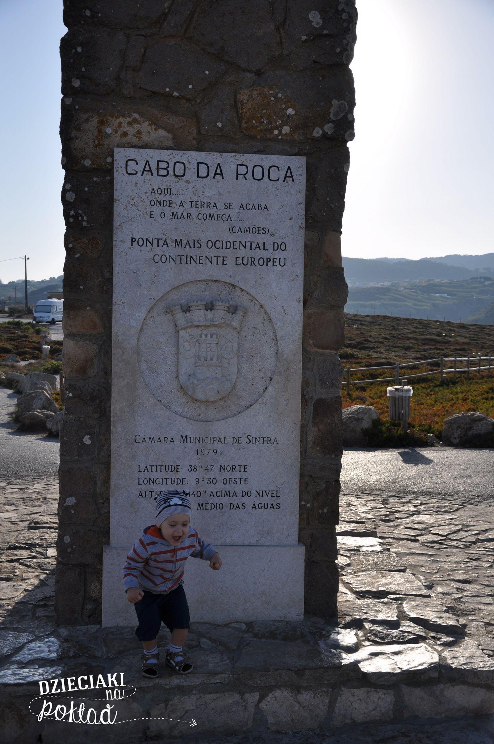 Cabo da Roca - Sintra-Cascais Park