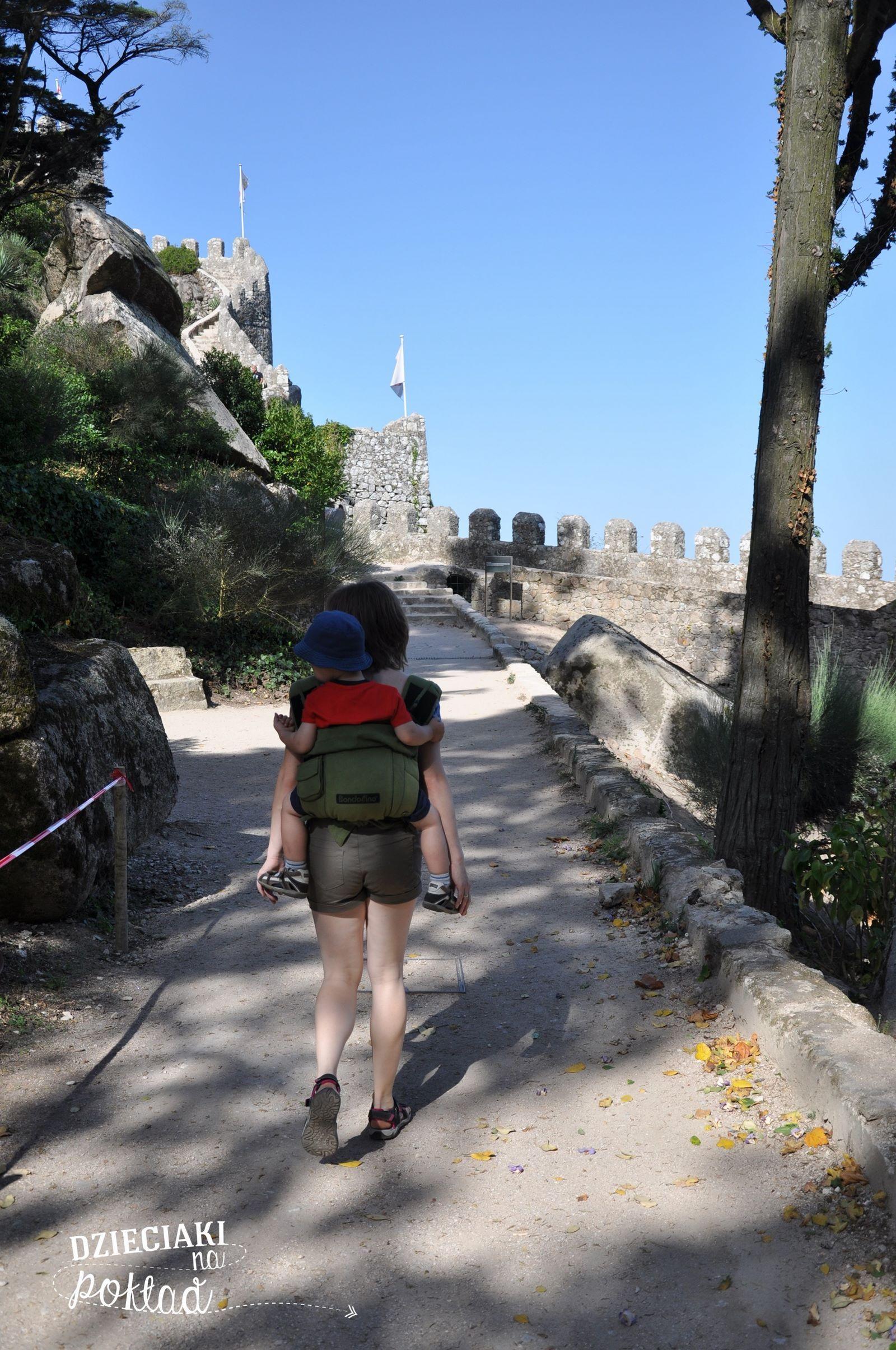 Zamek Maurów - Sintra-Cascais Park