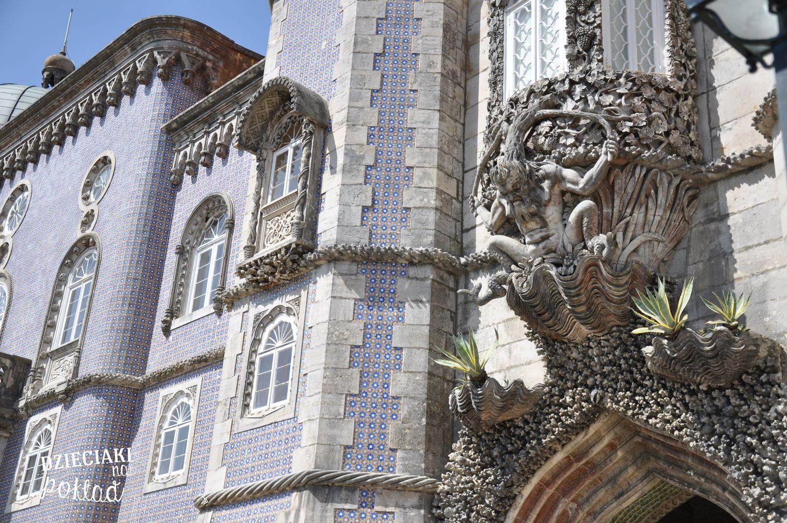 Pałac Pena - Sintra-Cascais park