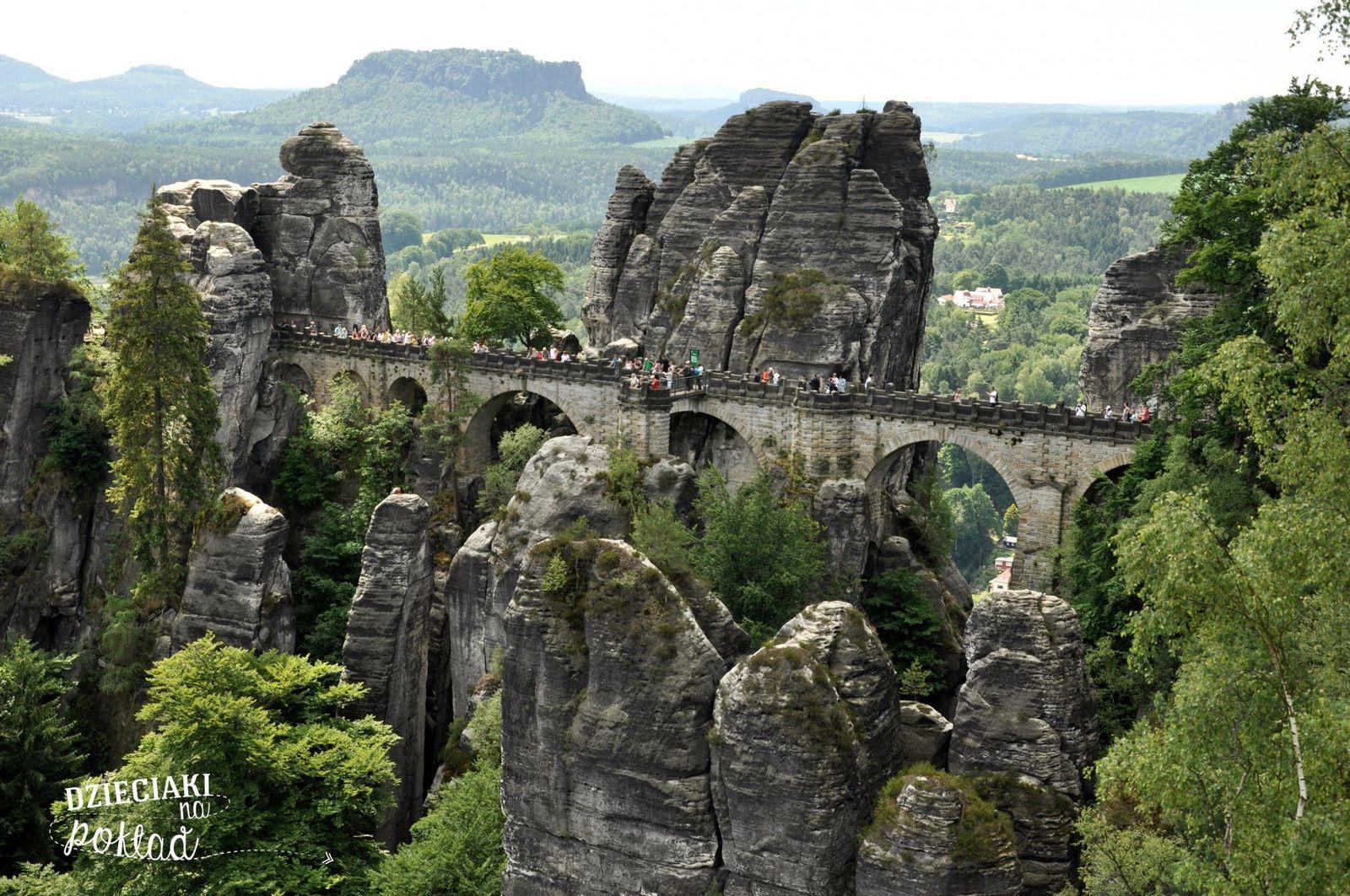 Majówka w czeskiej Szwajcarii