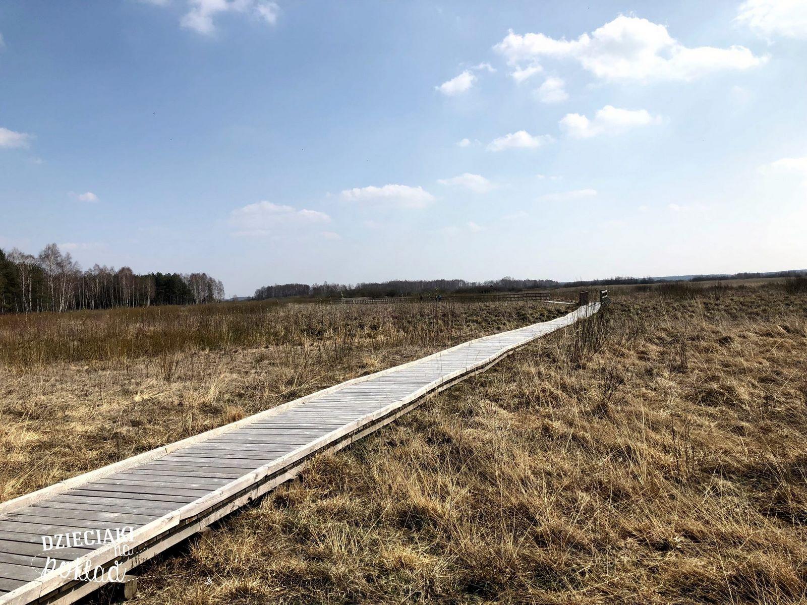 ścieżka dydaktyczna - Czahary