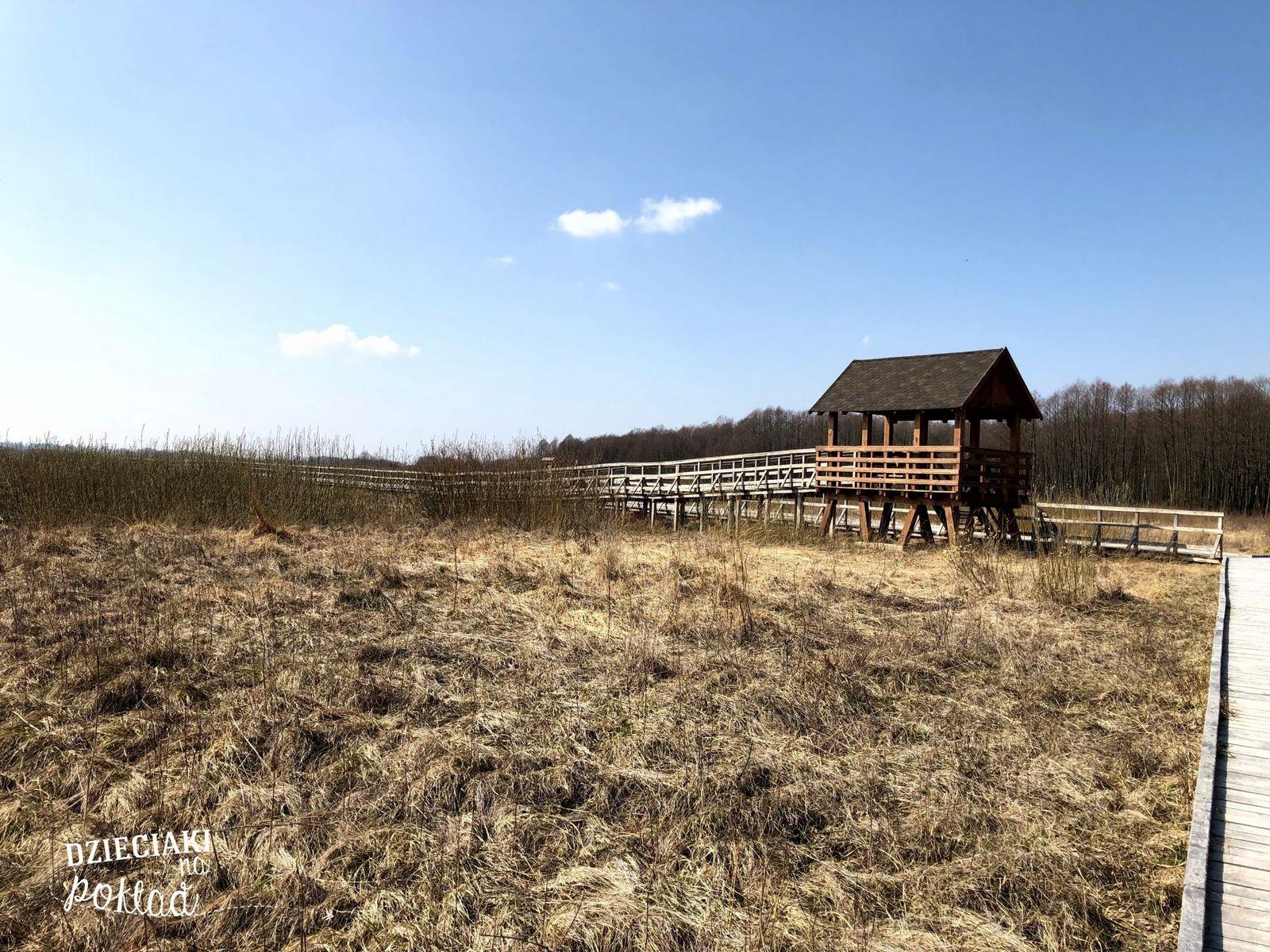 Czahary - kładki na Polesiu