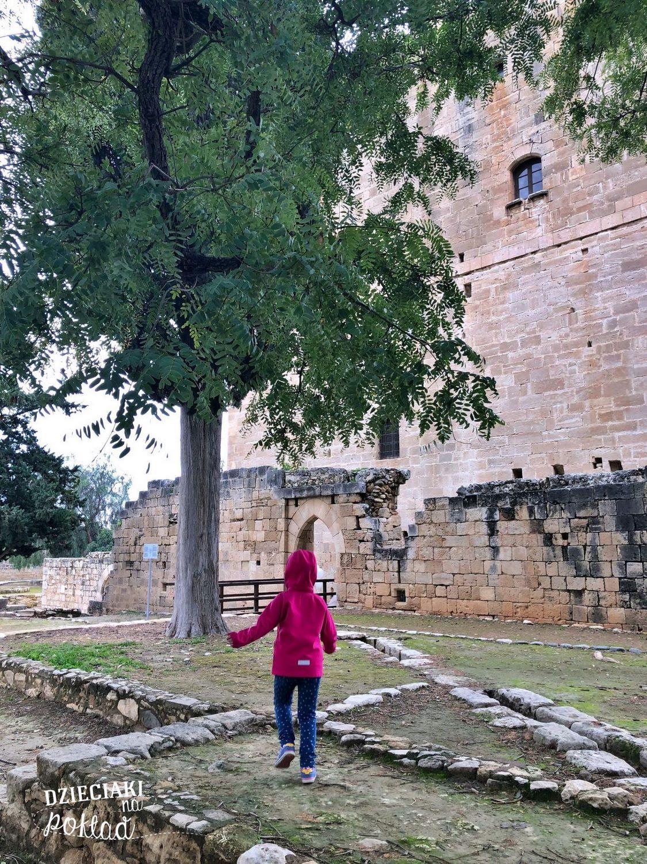 atrakcje Cypru - Kolossi