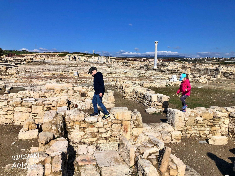 atrakcje Cypru - Kourion