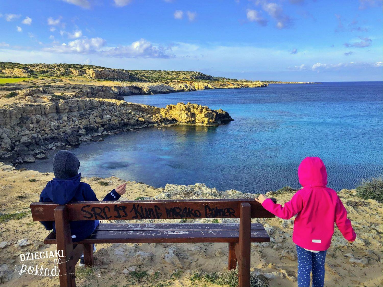 atrakcje Cypru - Capo Greco