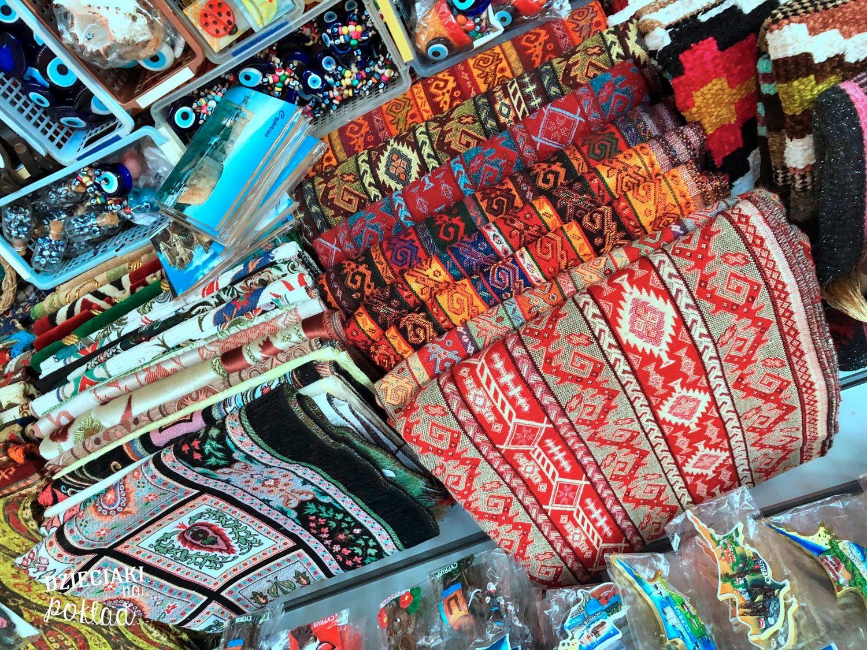 Nikozja - turecki targ