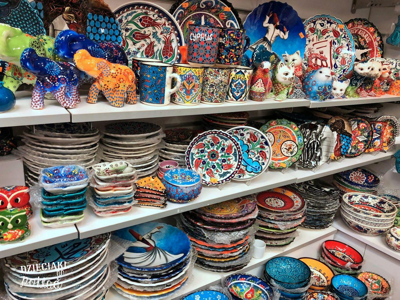 Nikozja - kolorowy targ