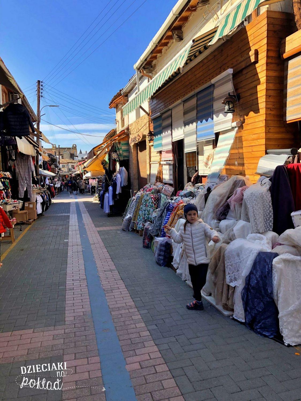 Nikozja - uliczki tureckiej części