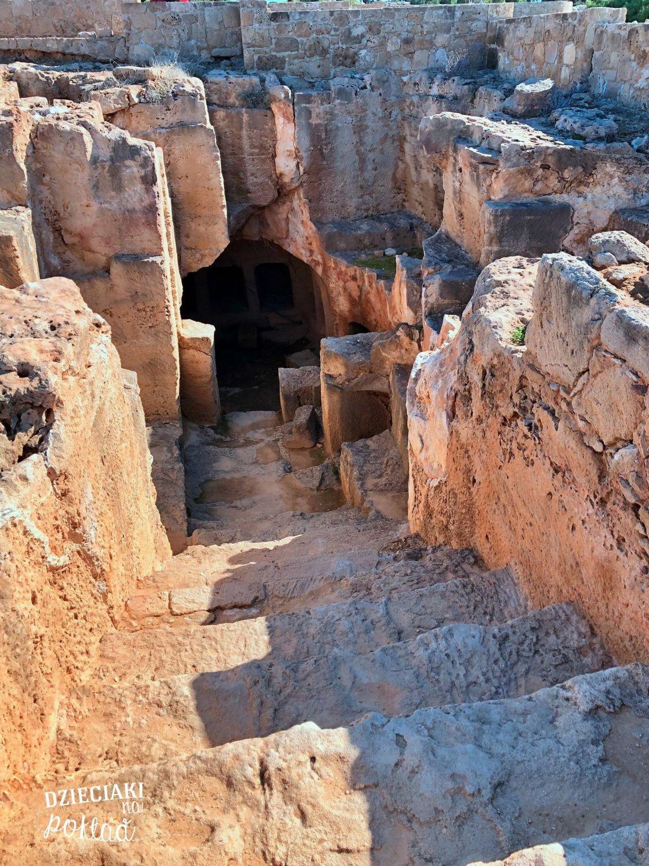 atrakcje Cypru - Grobowce Królewskie