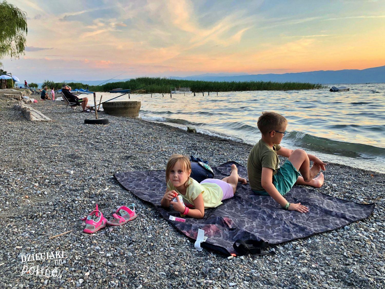 Macedonia - nad jeziorem Ochrydzkim