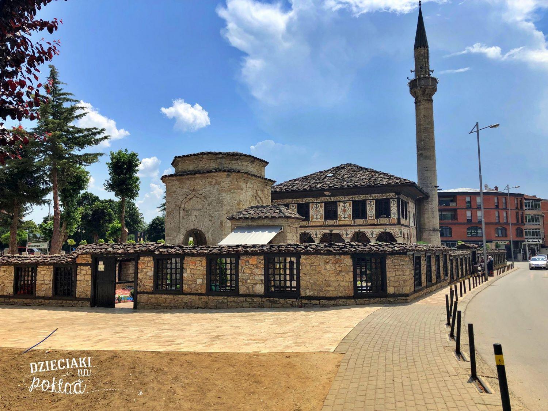 Macedonia - malowany meczet