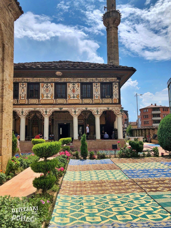 Macedonia -malowany meczet