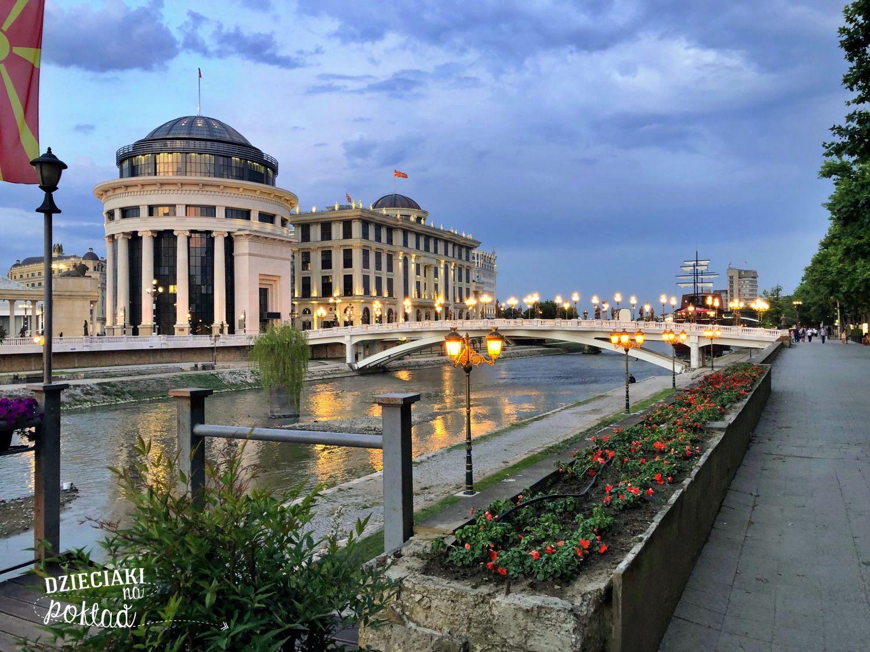 trasa - Skopje - Macedonia