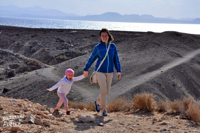 Podróże z dziećmi - Lanzarote