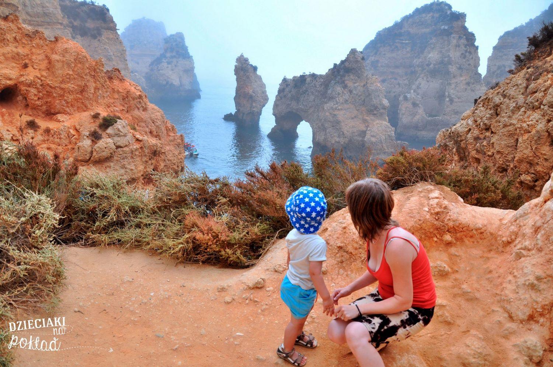 Podróże z dziećmi - Portugalia, Algarve