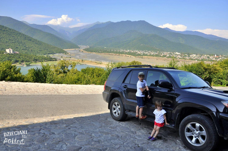 Podróże z dziećmi - Gruzja