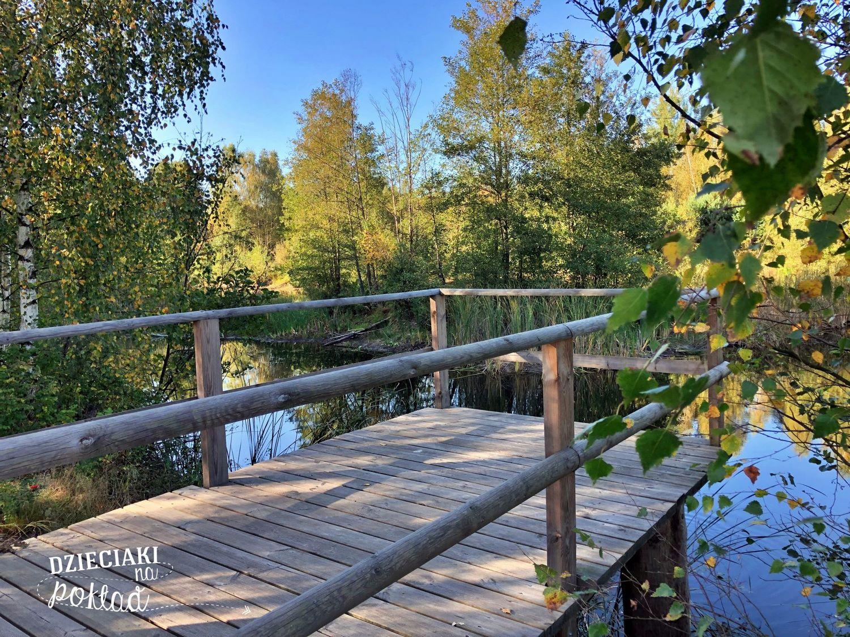 ścieżki w lubelskim - rezerwat Jata