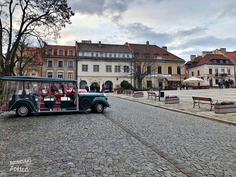Sandomierz - rynek