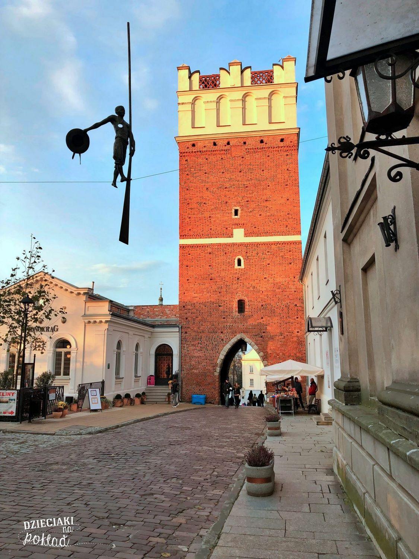 Sandomierz - Brama Opatowska