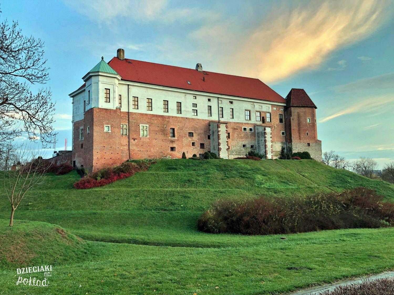 Sandomierz - Zamek Królewski