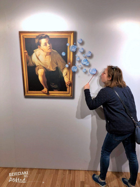 Wilno- Muzeum Iluzji