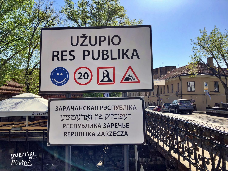 Wilno - Uzupis