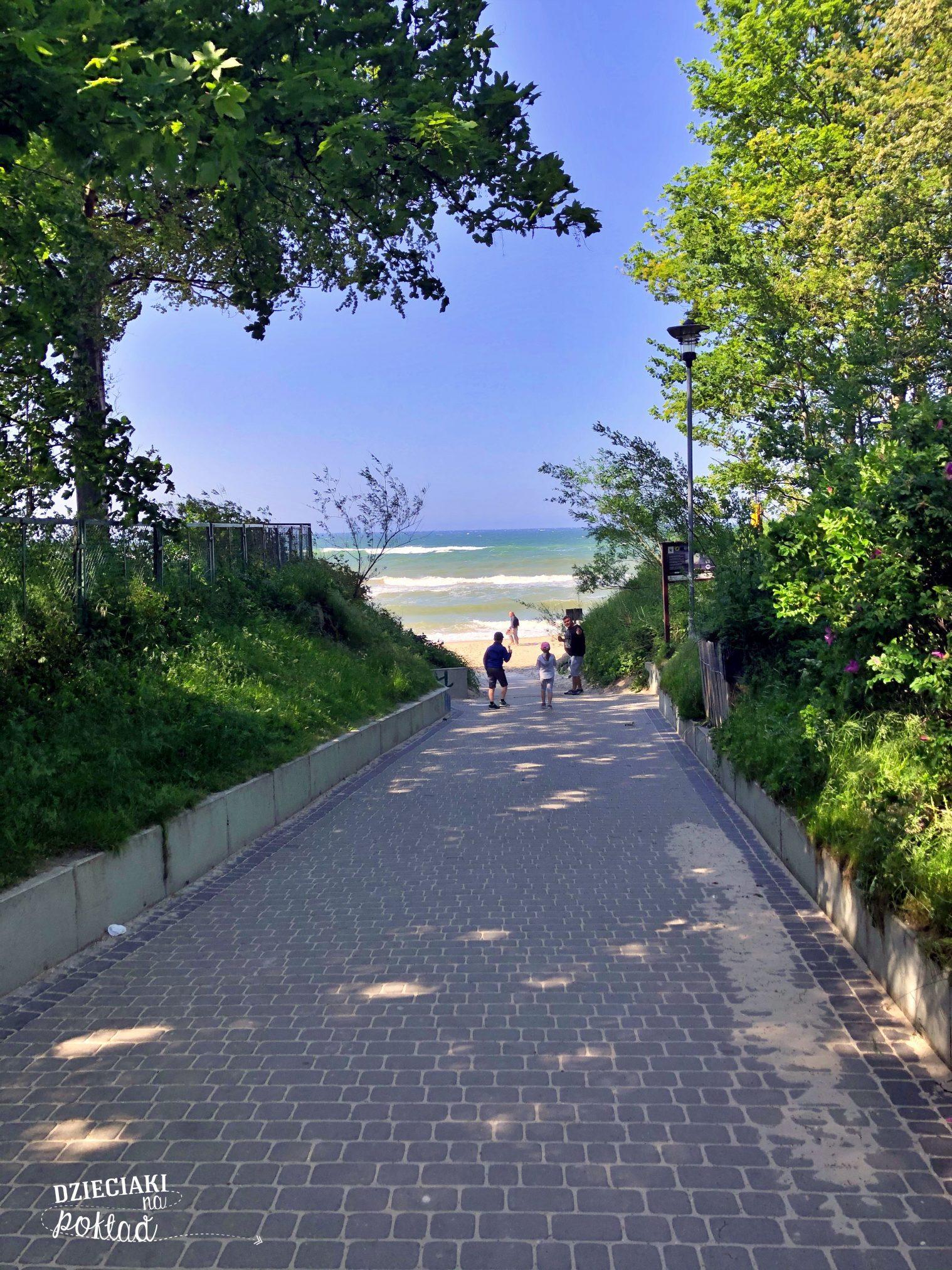 nad polskim morzem - Gąski