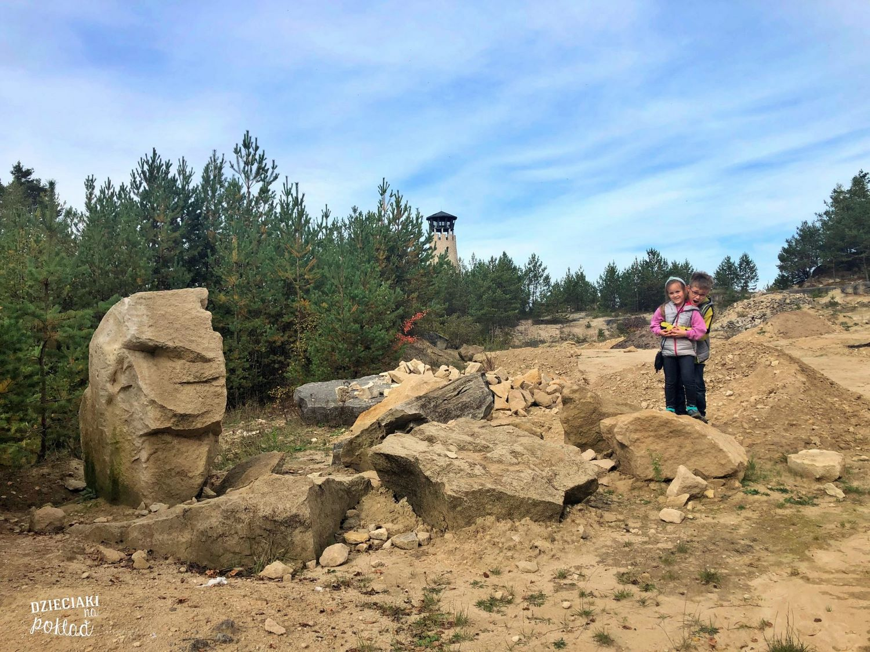 Roztocze - kamieniołom w Józefowie